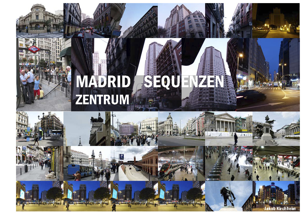 Madrid Sequenzen Zentrum